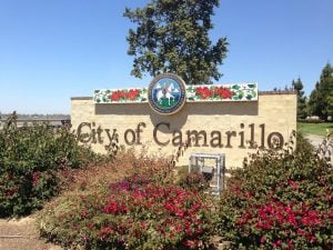 City of Camarillo Sign