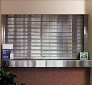 Fire Rated Rolling Counter Shutters Amp Fire Curtains 3