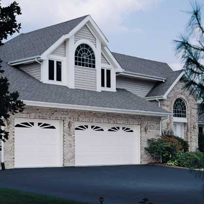 Showcase steel garage doors for Oak Park, Oxnard, Port Hueneme