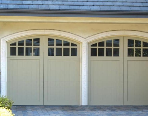 Paint Grade Wood Doors