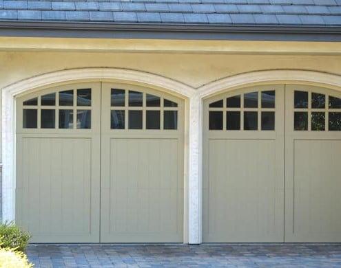 Paint Grade Wood Doors