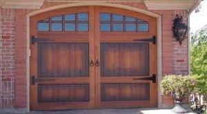 Westlake Village, Ventura, Oxnard Decorative Garage Door Hardware